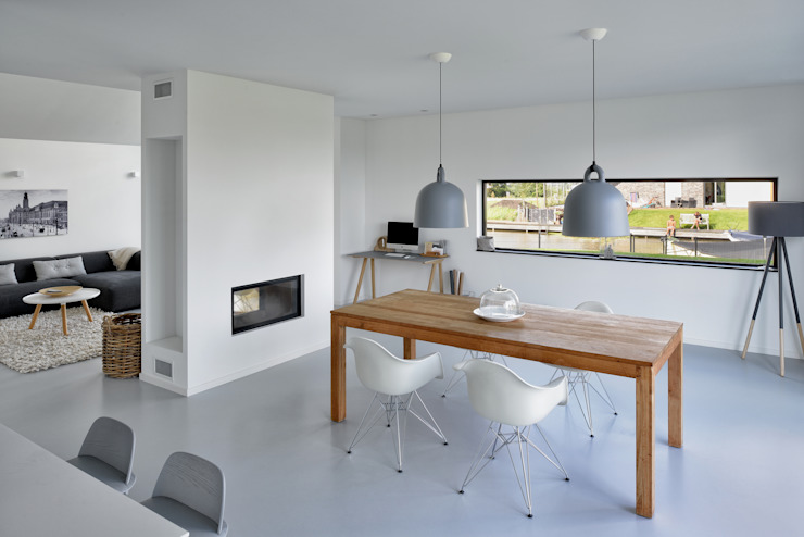 by BNLA architecten Modern