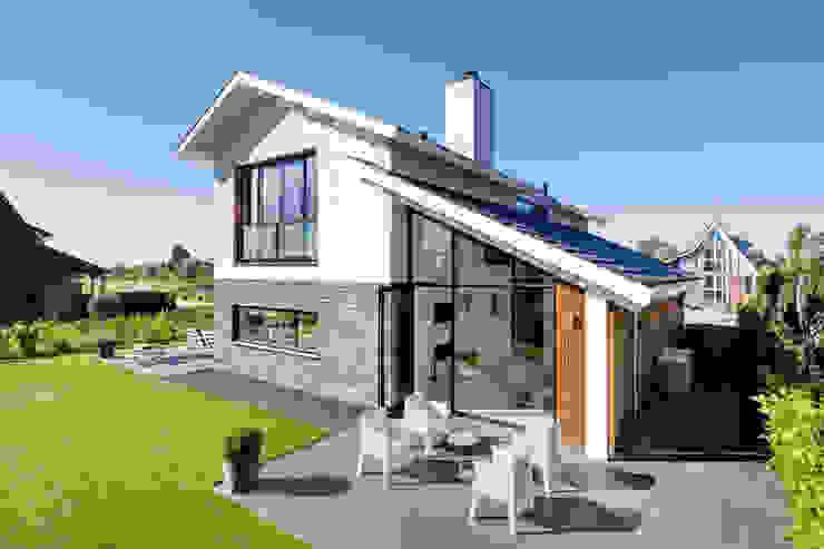 現代房屋設計點子、靈感 & 圖片 根據 BNLA architecten 現代風