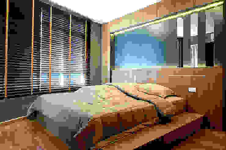 สไตล์ Natural Modern: ผสมผสาน  โดย Knock door interior design & decoration, ผสมผสาน
