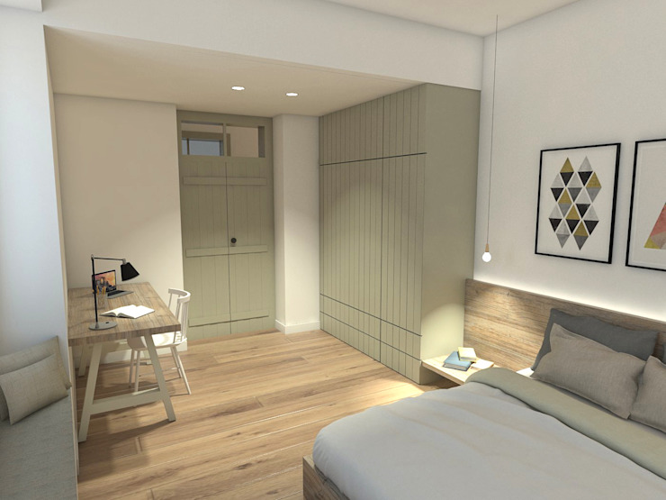 Grupo Norma Dormitorios de estilo mediterráneo