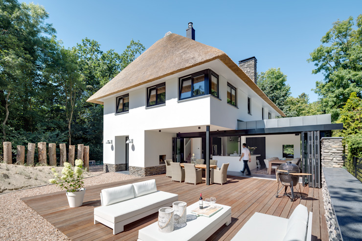 Maisons de style  par BNLA architecten, Moderne