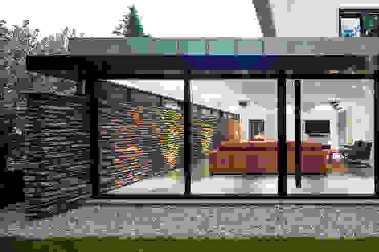 Rumah oleh BNLA architecten, Modern