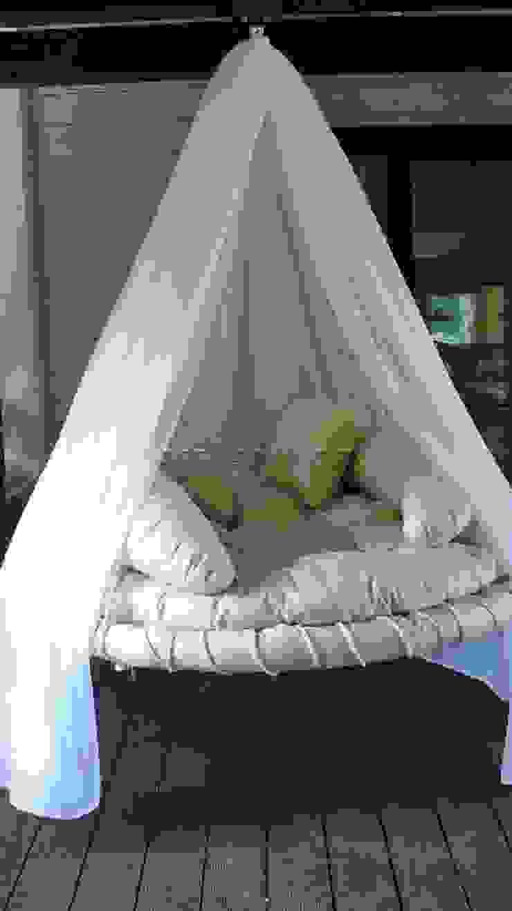 Творческая мастерская АRTBOOS Balconies, verandas & terracesFurniture Textile Beige
