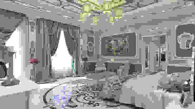 Emirates Project Dormitorios de estilo clásico de Rêny Clásico