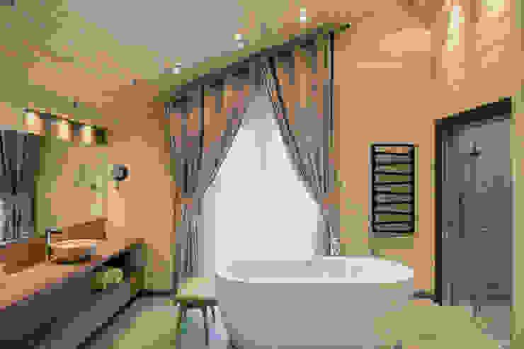 Творческая мастерская АRTBOOS Scandinavian style bathroom Wood