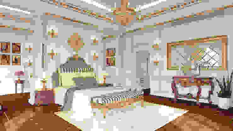Emirates Project Phòng ngủ phong cách kinh điển bởi Rêny Kinh điển