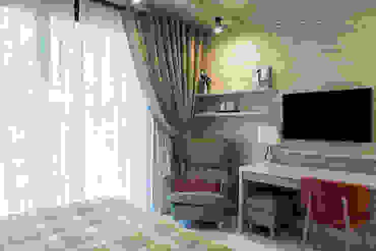 Творческая мастерская АRTBOOS Scandinavian style bedroom Wood Green