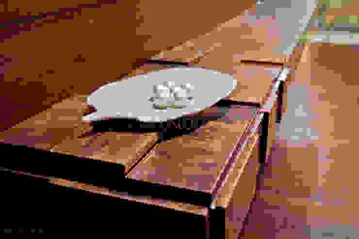 tv unit Modern living room by UNLOCK ©™ Modern Copper/Bronze/Brass