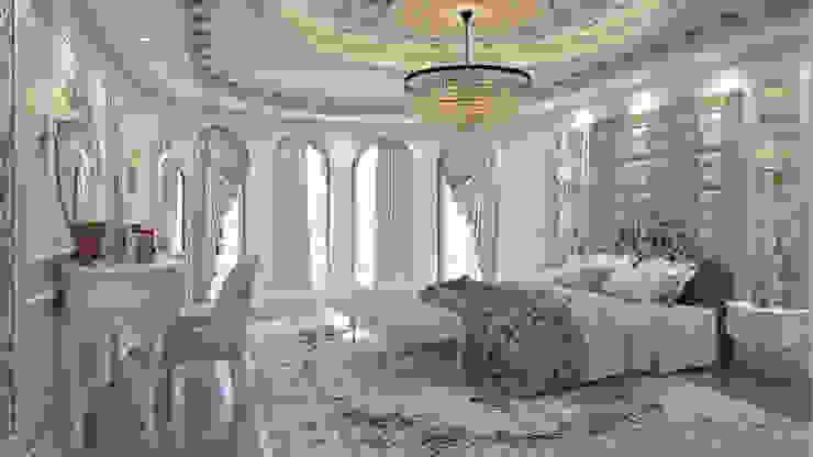 Classic Bedroom Phòng ngủ phong cách kinh điển bởi Rêny Kinh điển