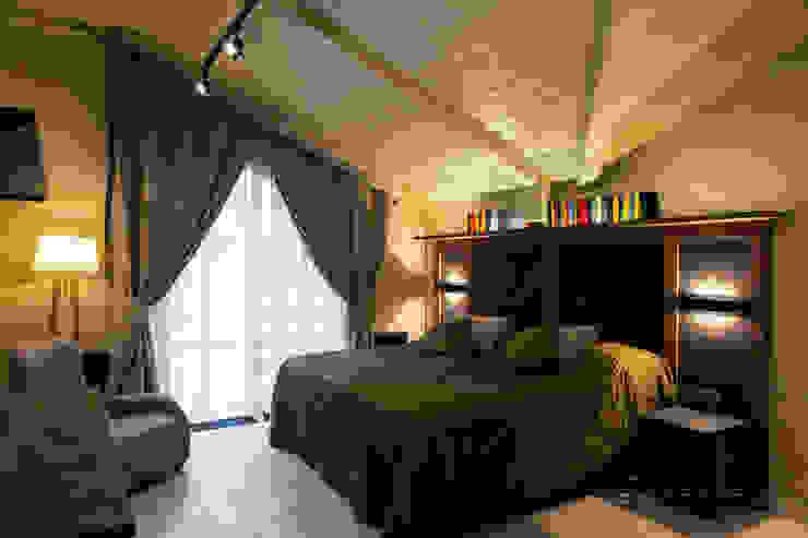 Творческая мастерская АRTBOOS Scandinavian style bedroom