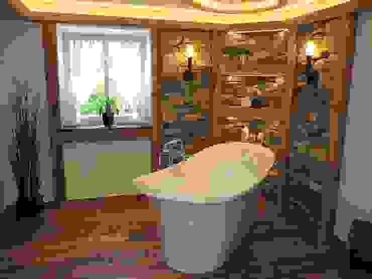 Baños de estilo moderno de Maxxwell AG Moderno