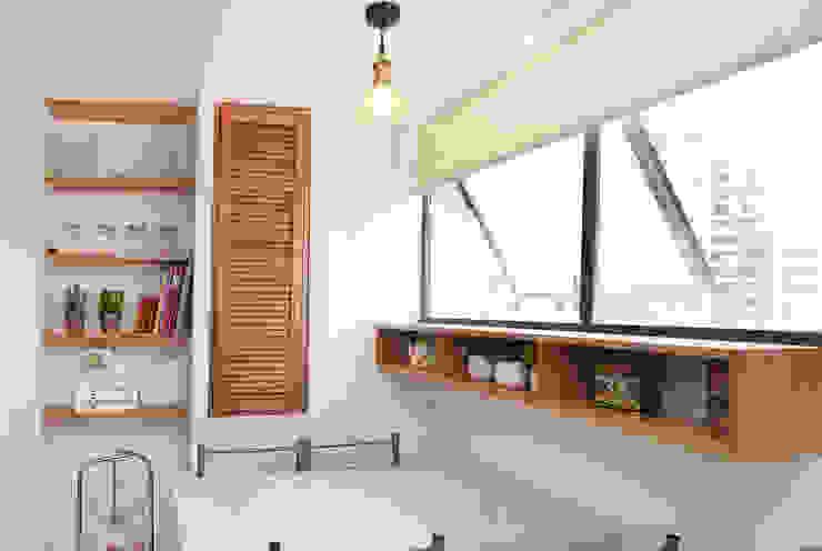 Salle à manger de style  par ARCOP Arquitectura & Construcción