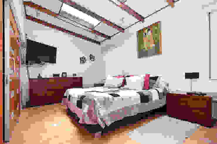 ARCOP Arquitectura & Construcción Спальня в стиле модерн