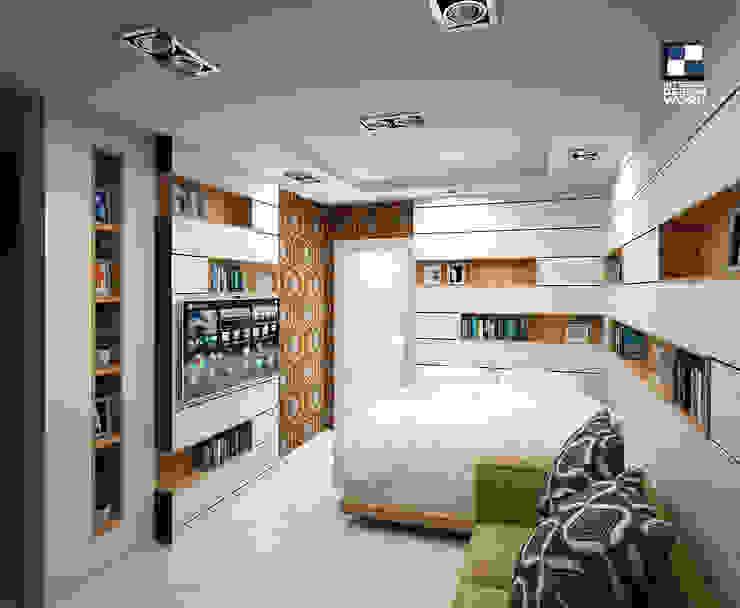 bedroom: เขตร้อน  โดย walkinterior , ทรอปิคอล