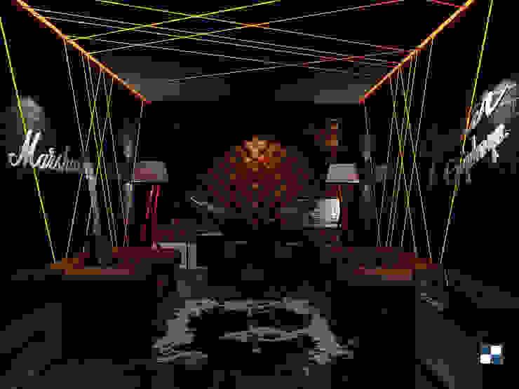 music room: คลาสสิก  โดย walkinterior , คลาสสิค