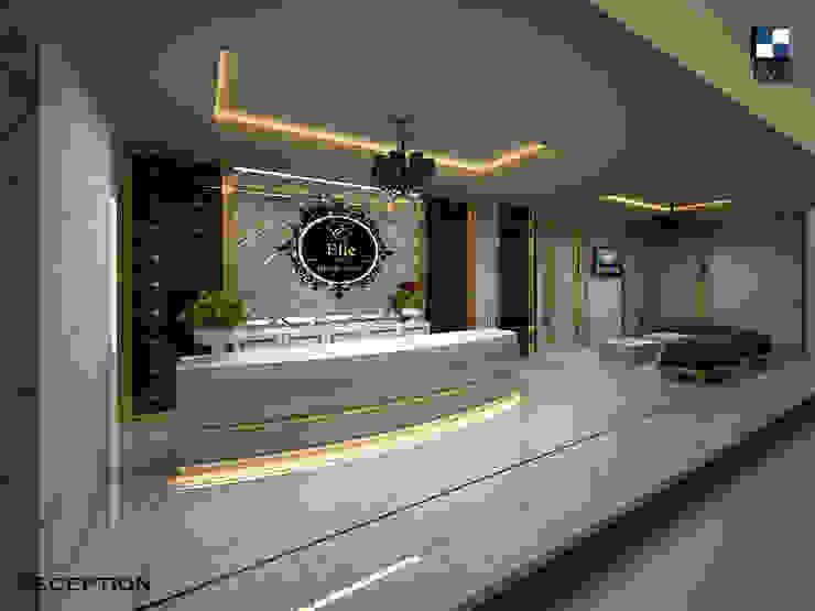 reception: คลาสสิก  โดย walkinterior , คลาสสิค