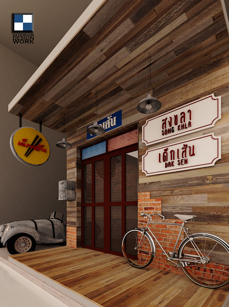 interior design: คลาสสิก  โดย walkinterior , คลาสสิค