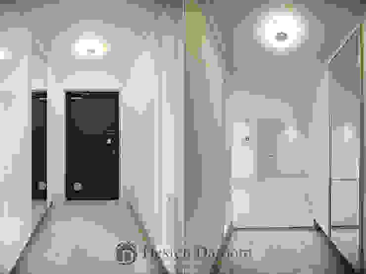 일산 성원3차 아파트 현관 모던스타일 복도, 현관 & 계단 by Design Daroom 디자인다룸 모던