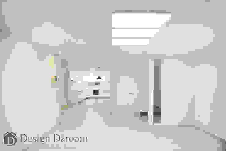 일산 성원3차 아파트 거실 모던스타일 거실 by Design Daroom 디자인다룸 모던