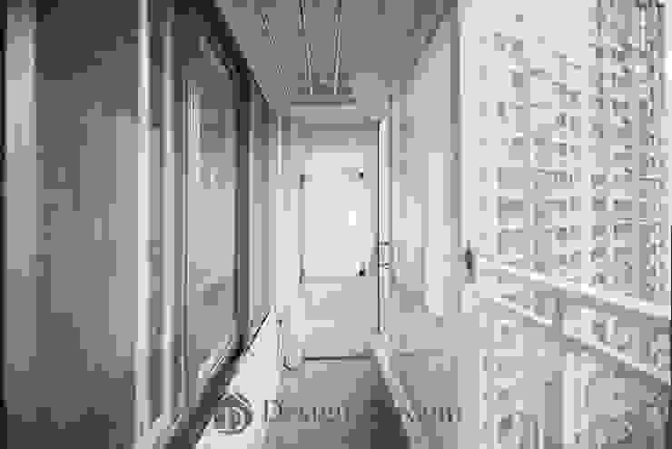 일산 성원3차 아파트 발코니 모던스타일 발코니, 베란다 & 테라스 by Design Daroom 디자인다룸 모던