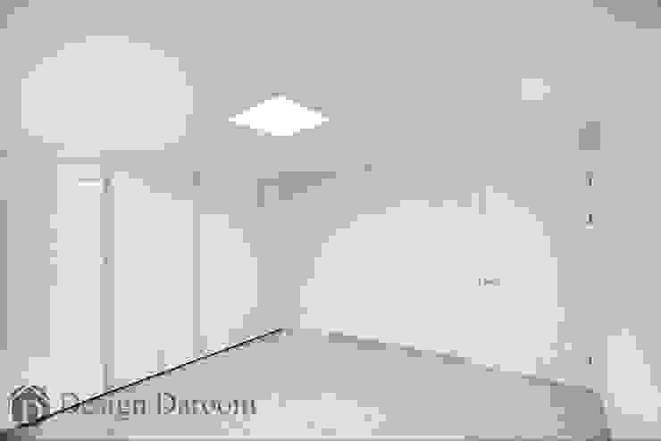 일산 성원3차 아파트 안방 모던스타일 침실 by Design Daroom 디자인다룸 모던