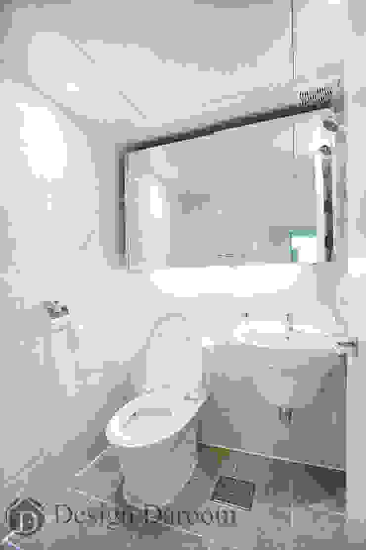 일산 성원3차 아파트 안방욕실 모던스타일 욕실 by Design Daroom 디자인다룸 모던