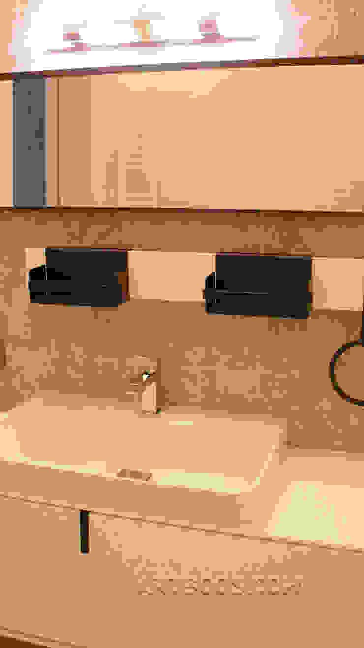 Творческая мастерская АRTBOOS Minimalist style bathrooms