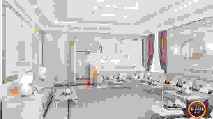 Livings de estilo asiáticos de Luxury Antonovich Design Asiático