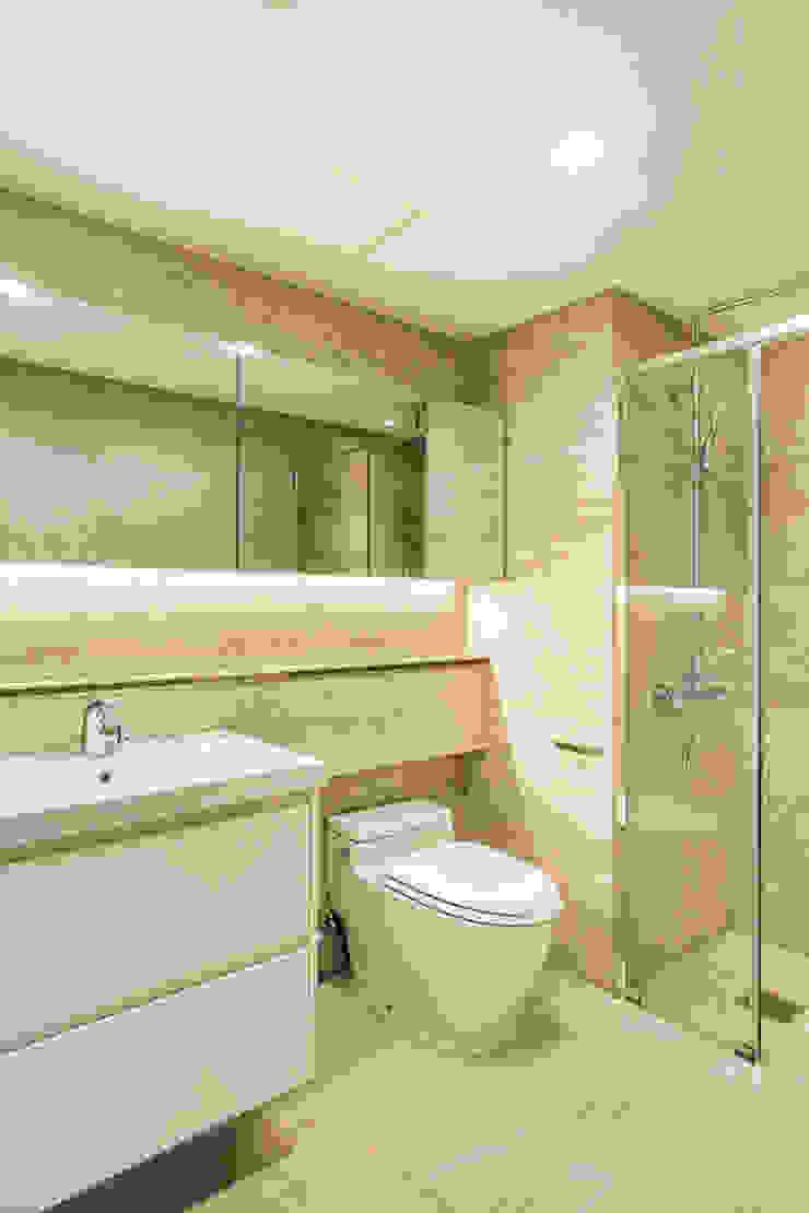 안방욕실 모던스타일 욕실 by 영보디자인 YOUNGBO DESIGN 모던
