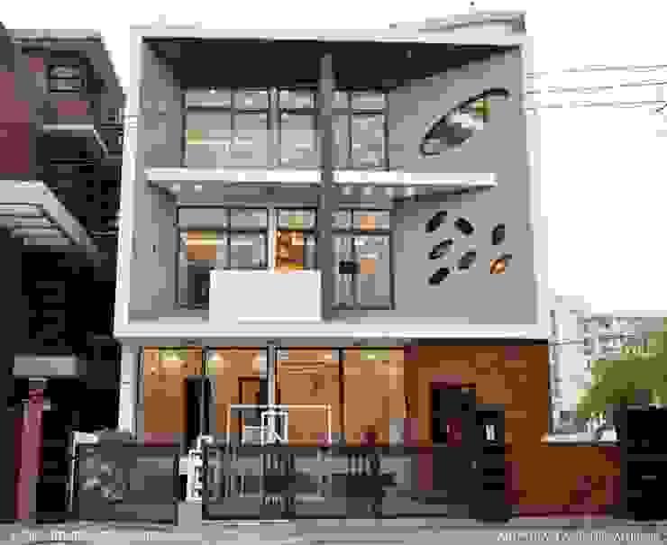 A-744 by M/s ARCADIAM Associates Architects Modern