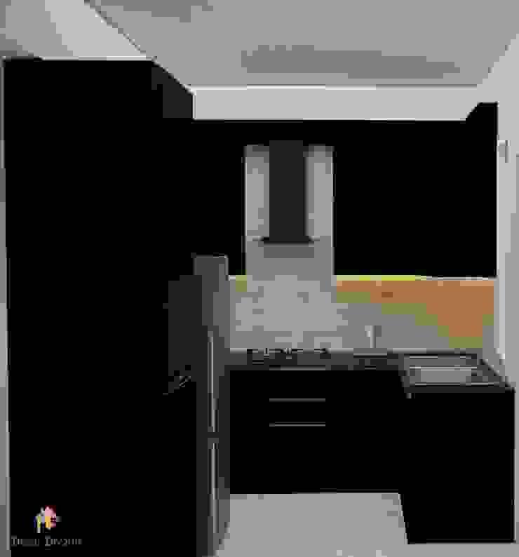 Кухня в стиле модерн от DECOR DREAMS Модерн