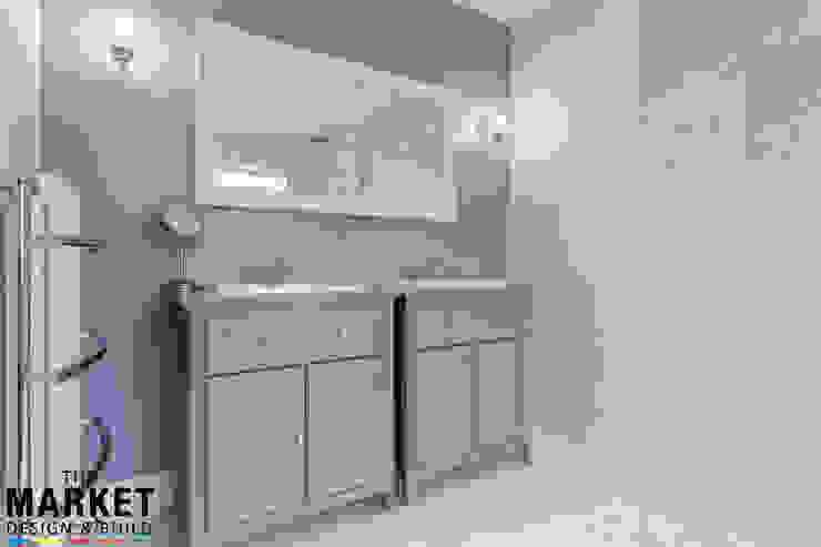 Stunning North London Home Extension & Loft Conversion The Market Design & Build Baños de estilo moderno