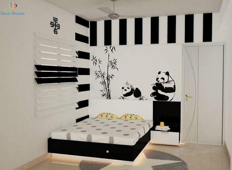 by DECOR DREAMS Modern