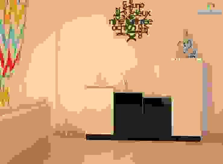 Paredes y pisos modernos de DECOR DREAMS Moderno
