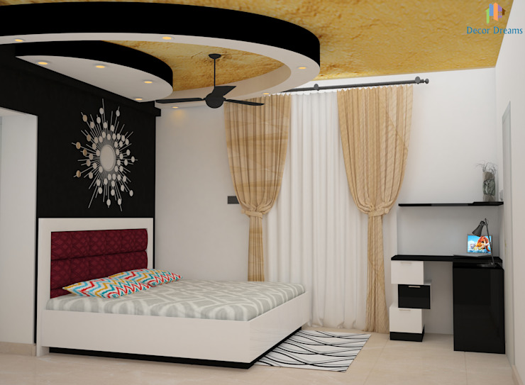 Modern style bedroom by DECOR DREAMS Modern