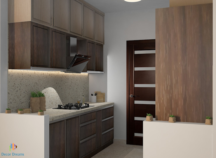 TOE TREE APPARTMENTS by DECOR DREAMS Modern
