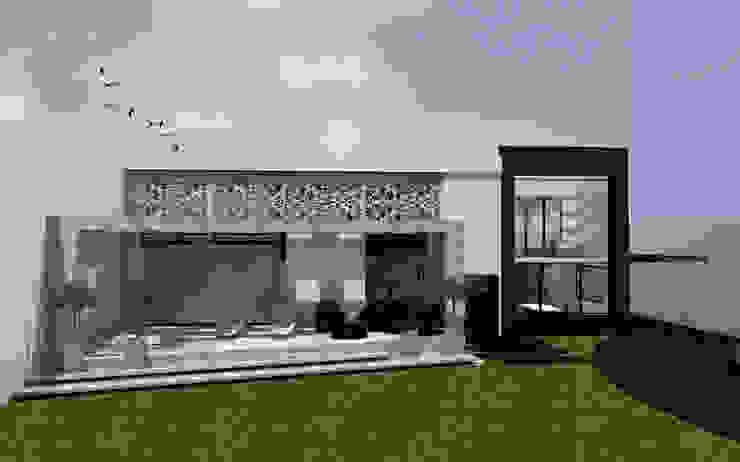 """Residencial """"Nieto"""" de Estudio AL - Arquitectura-Diseño Interior Moderno"""