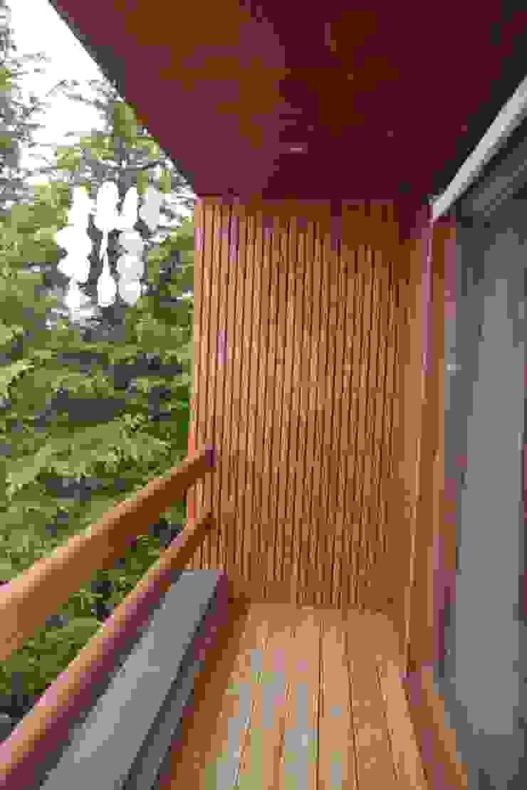 من Rusticasa حداثي خشب Wood effect