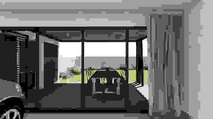 CASA HD Minimalist garage/shed by ARBOL Arquitectos Minimalist