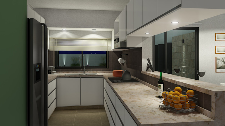 CASA HD by ARBOL Arquitectos Minimalist