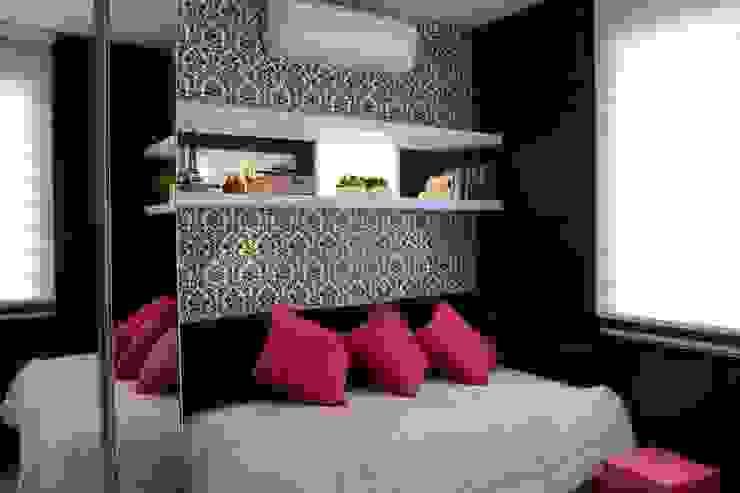 Fernanda Amorim Arquiteta Modern Bedroom