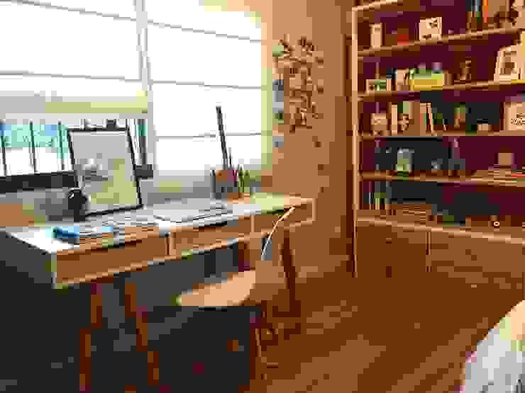 Remodelación de habitación de Estudio Moss