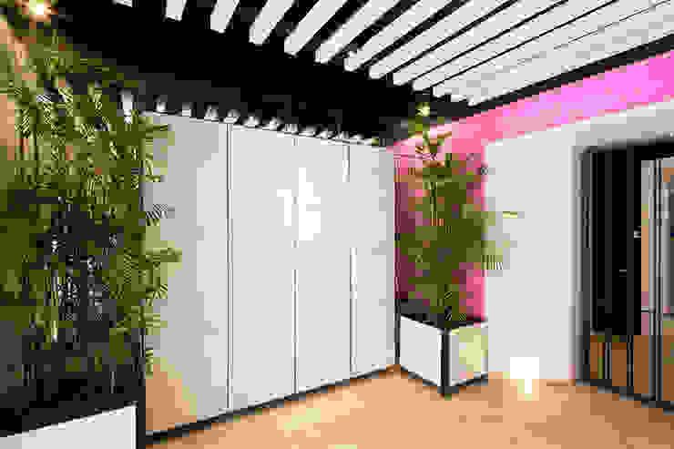 Koridor dan lorong oleh Boué Arquitectos, Modern