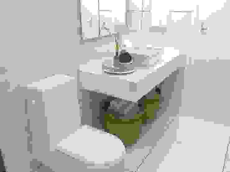 Banheiro Garnet Design de Interiores Banheiros modernos