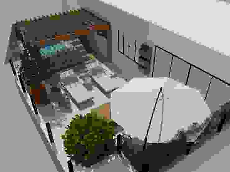 by Garnet Design de Interiores Tropical