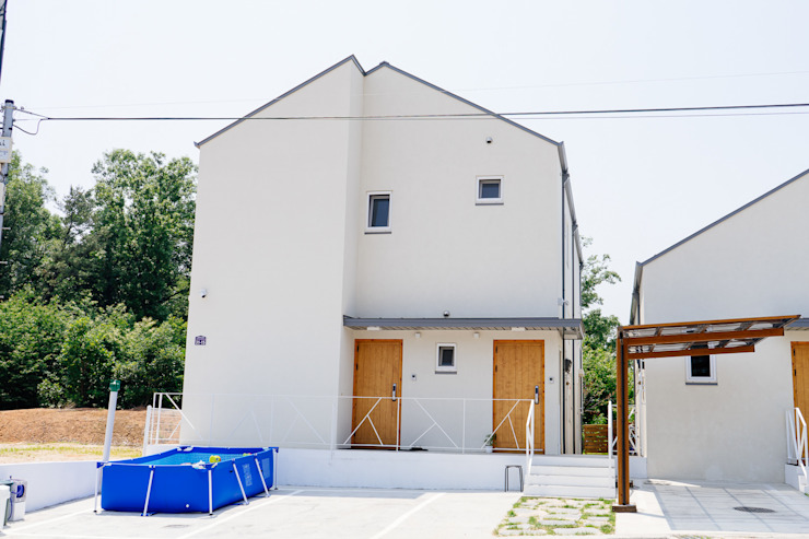 本[bon].집2 by AAPA건축사사무소 모던