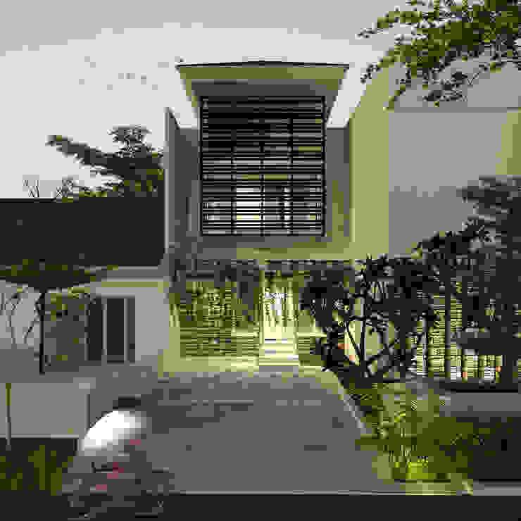 Nhà cho nhiều gia đình by SEKALA Studio