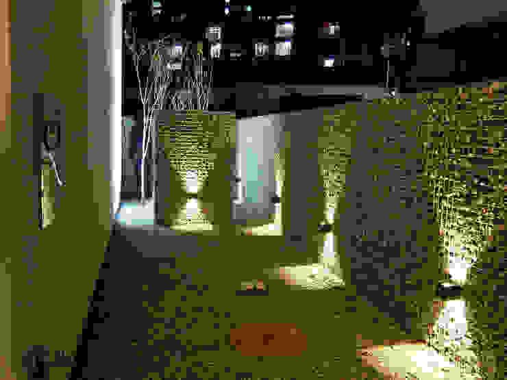 สวน โดย AAPA건축사사무소,