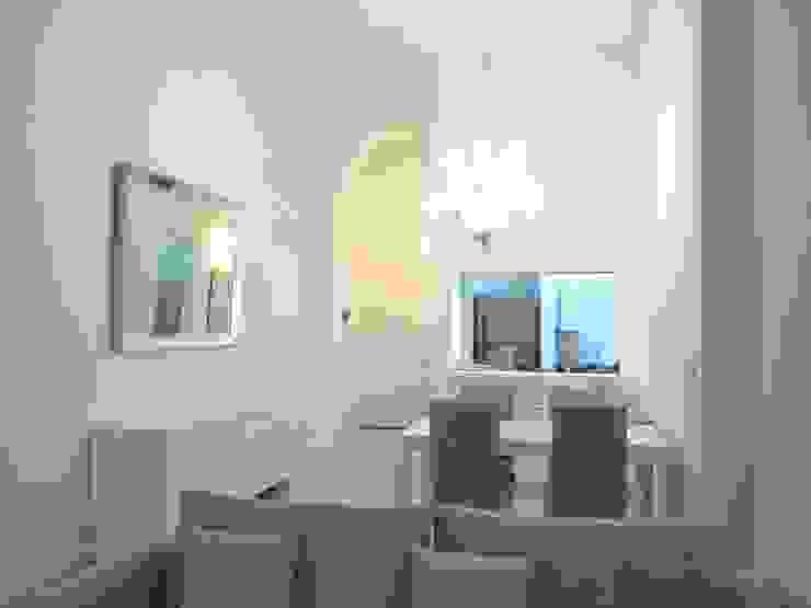 Remodelacion de living comedor de Laura Artola- Diseño de Interiores