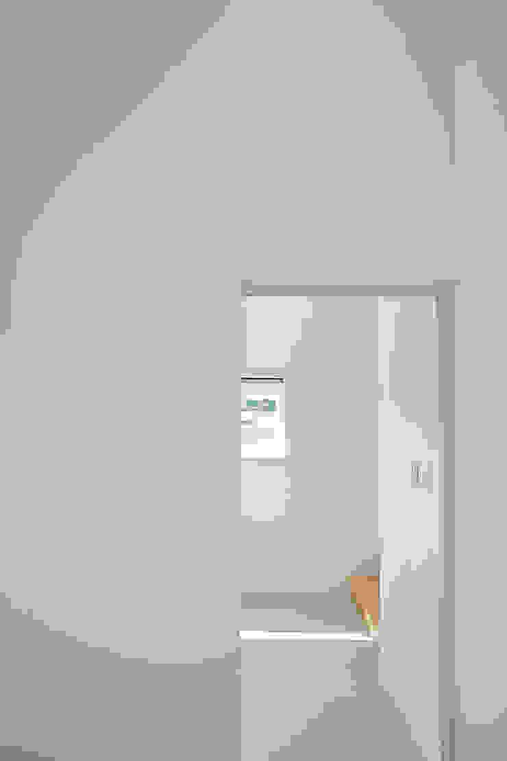 MONG_RO (꿈길) 모던스타일 침실 by AAPA건축사사무소 모던
